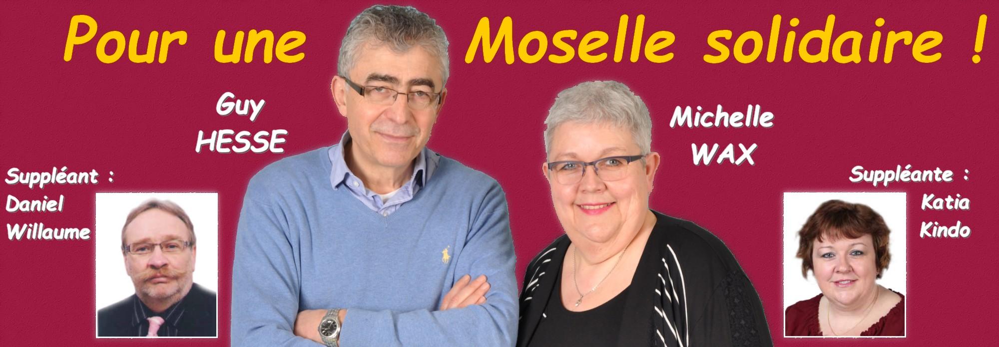 Pour une Moselle solidaire Logo